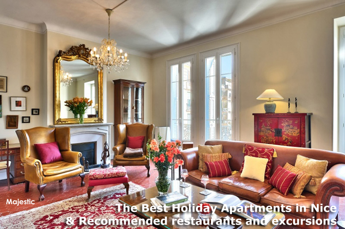 Luxury apartments rentals Cannes - Villa for rent in Cannes