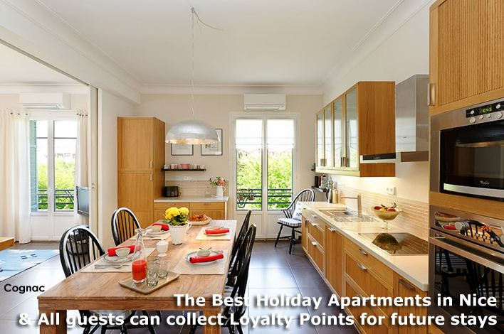 Nice France Apartment Rentals - Property Search