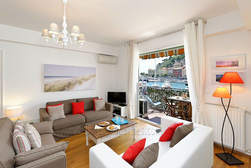 Nice France Apartment Rentals :: Quai d\'Azur