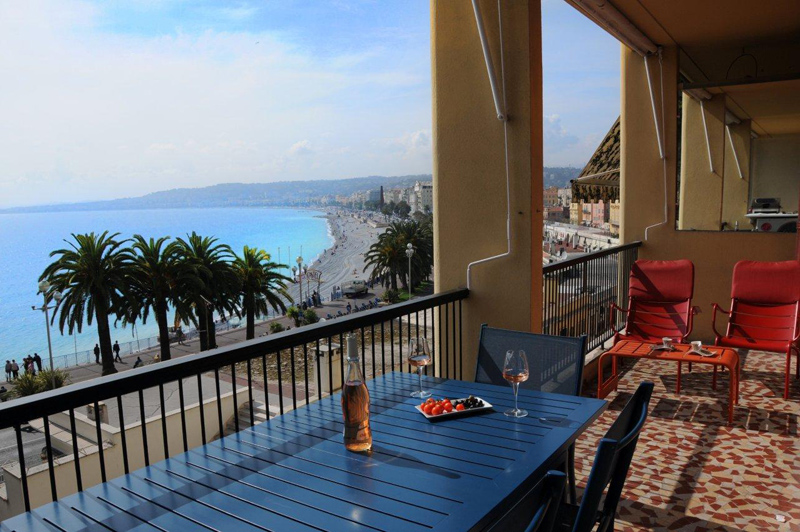 nice france apartment rentals :: baie des anges