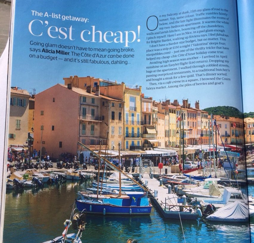 Sunday Times Travel Magazine review